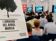 Jornada del Árbol Murcia STV
