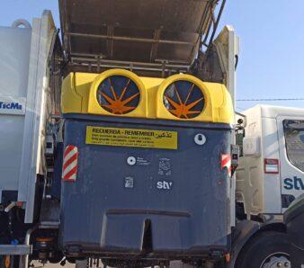 Limpieza de contenedores Torre Pacheco