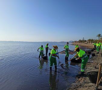 Limpieza Mar Menor