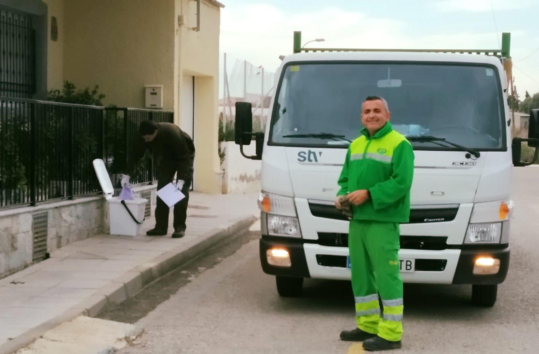 STV cómo hacer compost Pilar de la Horadada