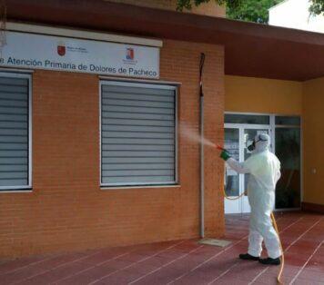 Centros de Salud STV Torre Pacheco